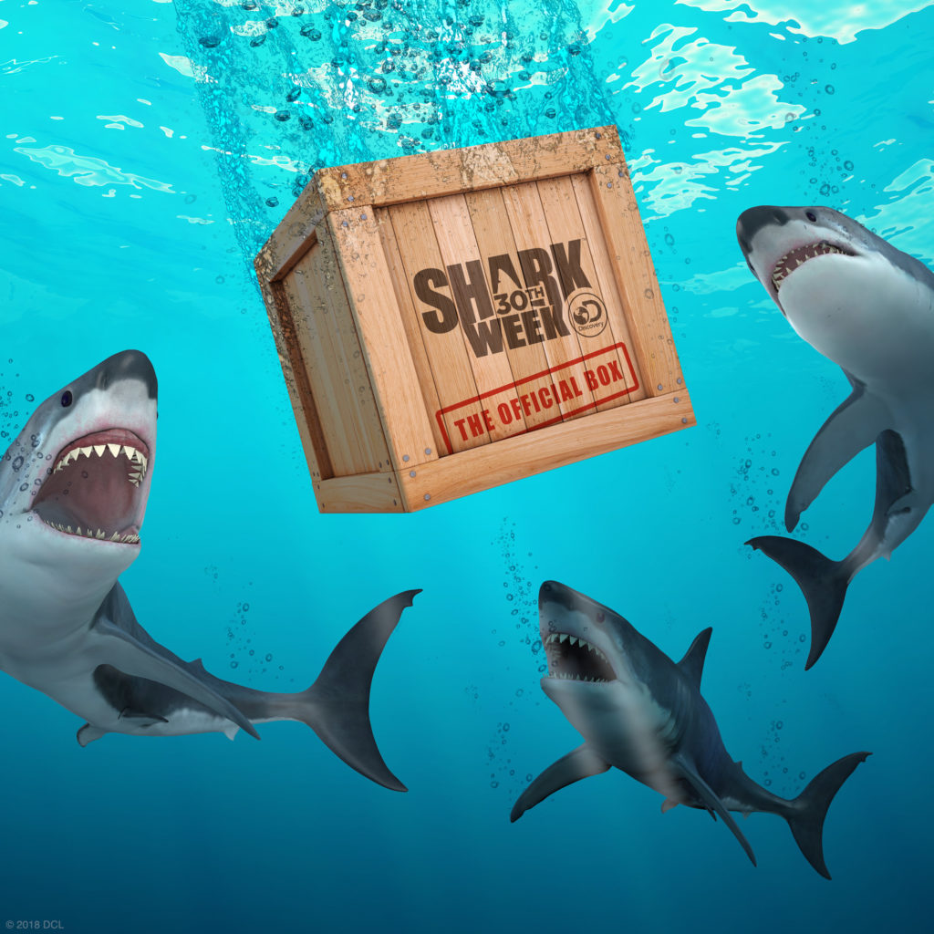shark week box