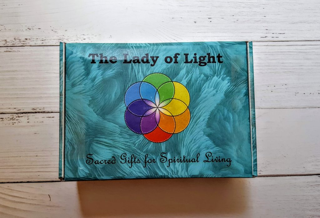 lady of light box review
