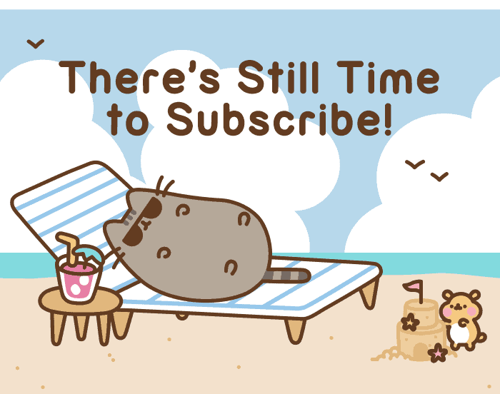summer pusheen box