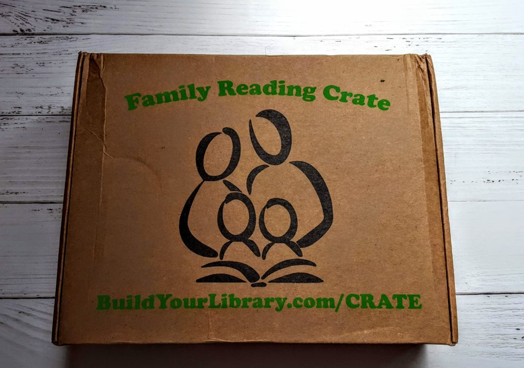 family reading crate review