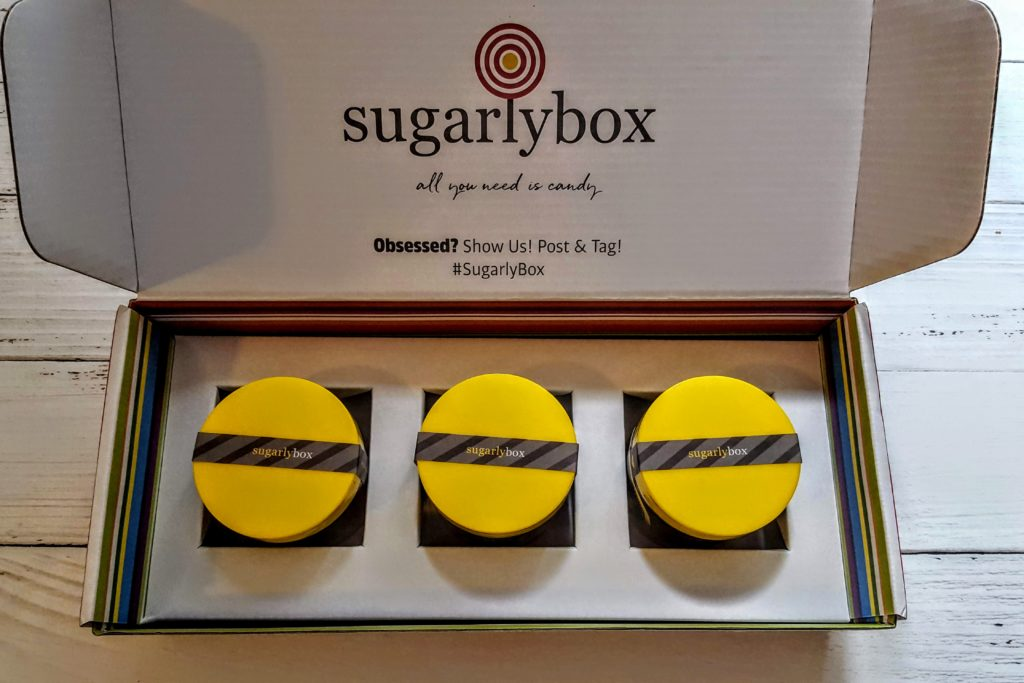 first look in sugarlybox