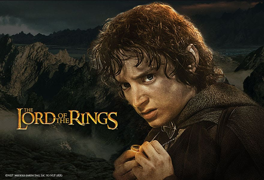 lord of the rings crate