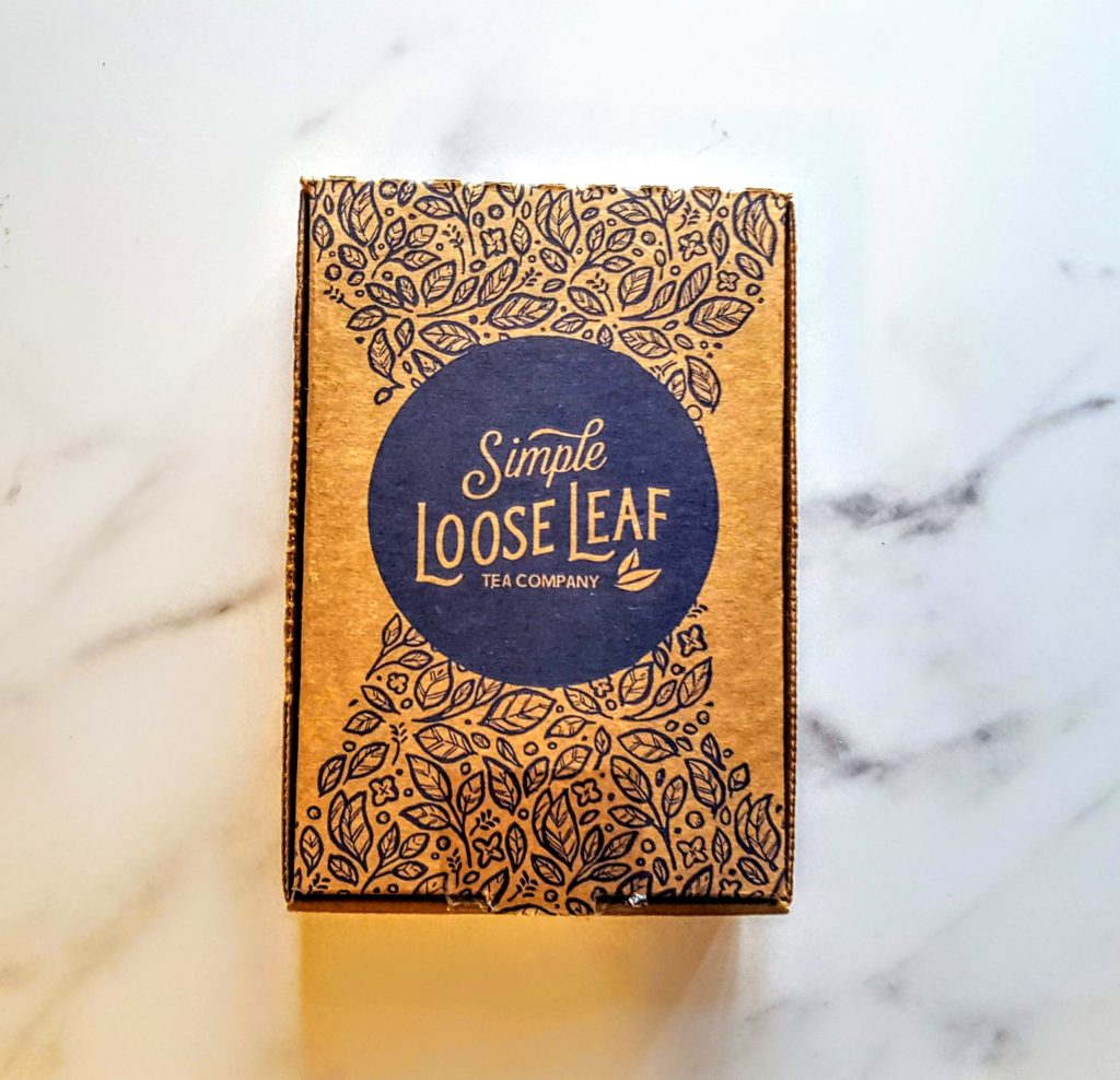 simple loose leaf review