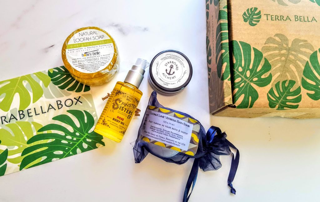 what's in the october terra bella box