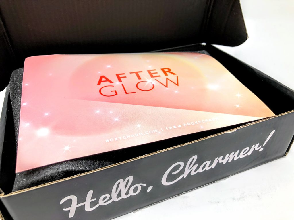 first look in boxycharm