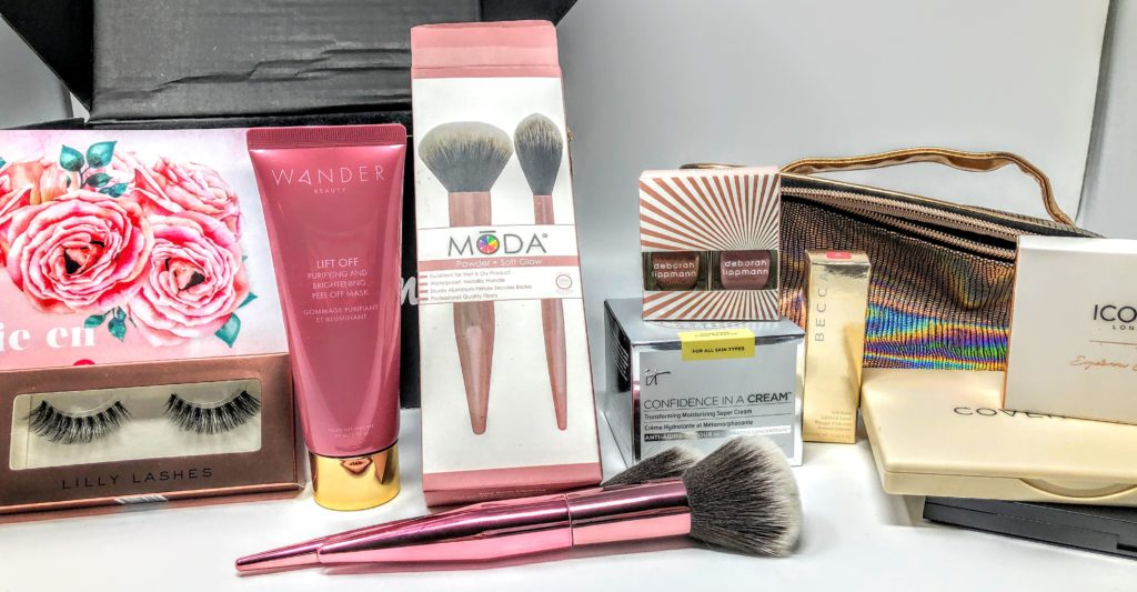 what's in the march boxyluxe