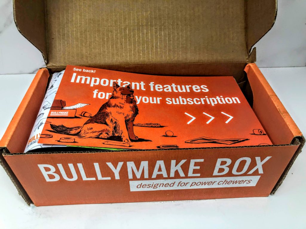 subscription box review