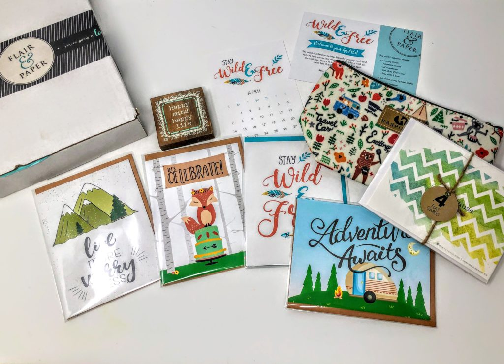 stationery subscription reviews