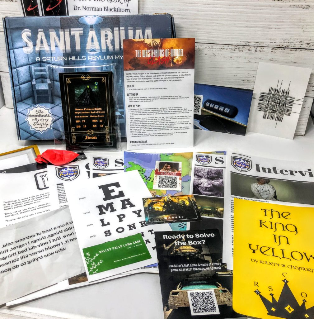 mystery subscription box reviews