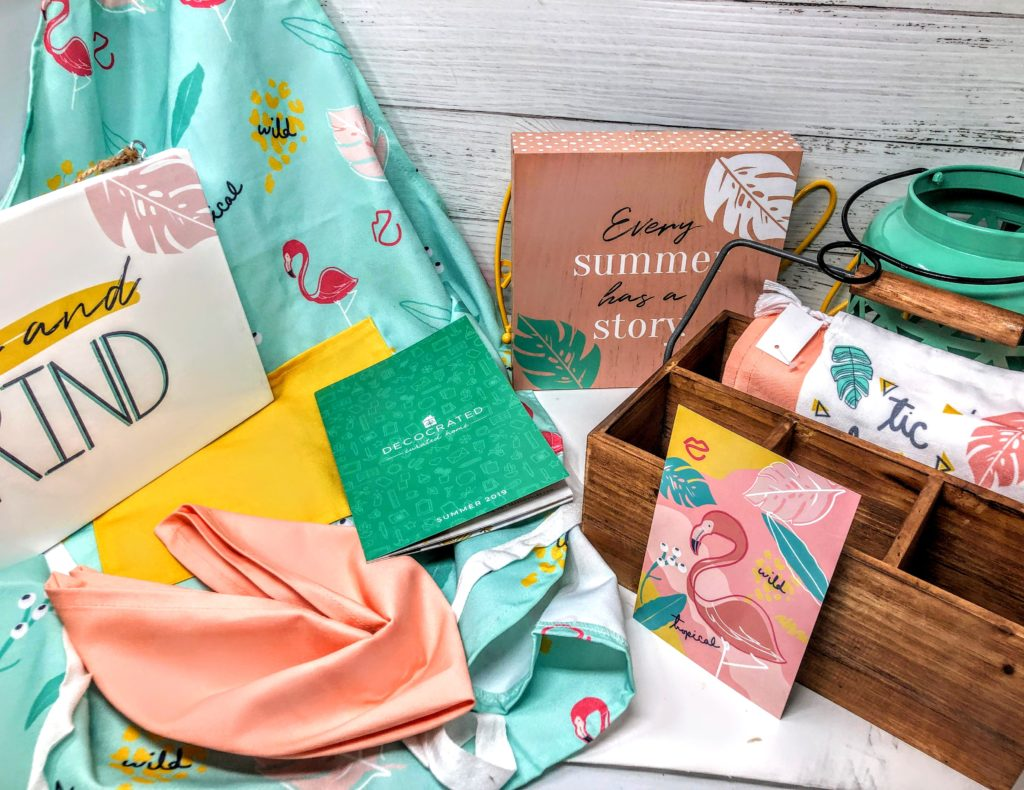 home decor subscription Box