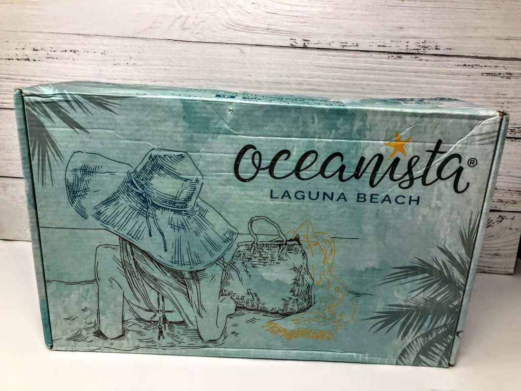 oceanista box review summer 2019