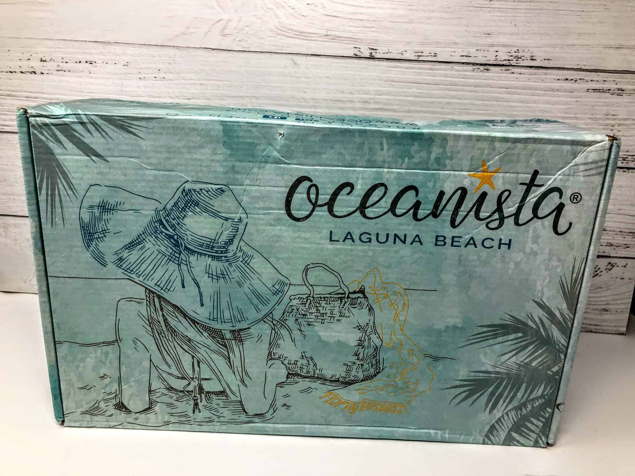 Oceanista Subscription Box Review + Unboxing + Coupon + GIVEAWAY