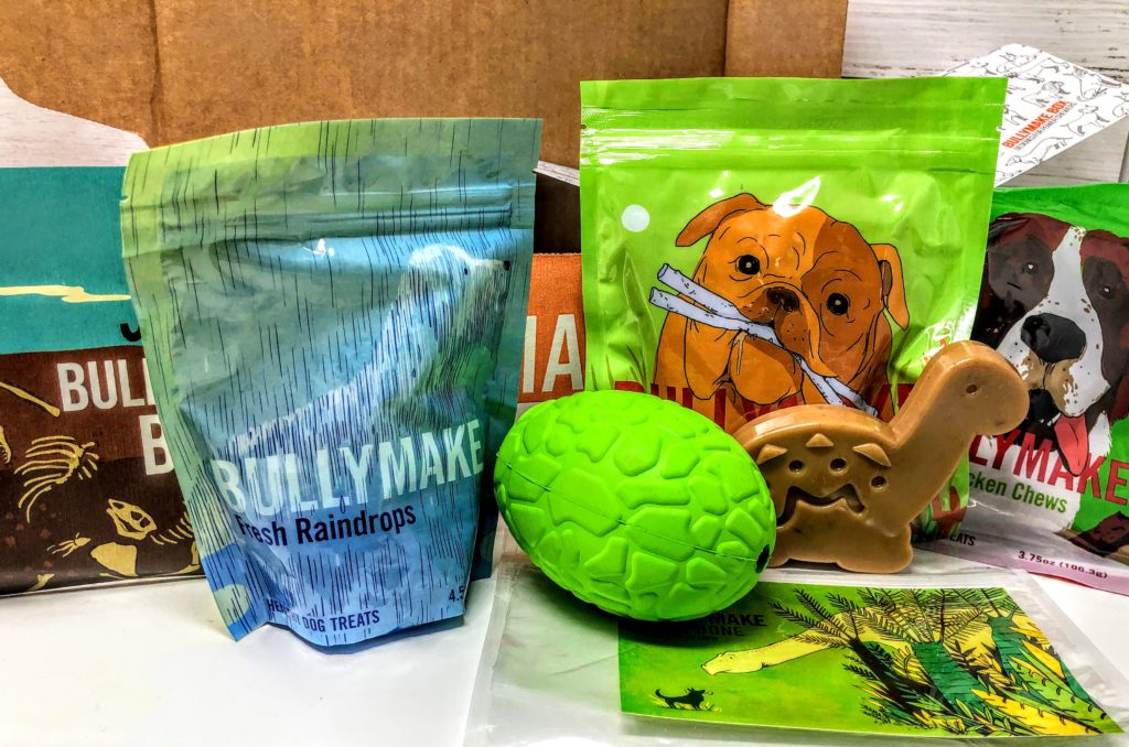 subscription box for dogs