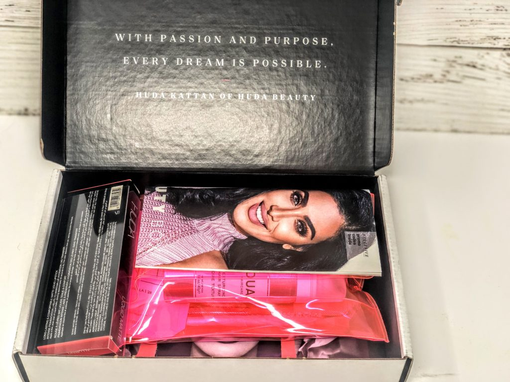 Allure Beauty Box Subscription Box Review & Unboxing & First