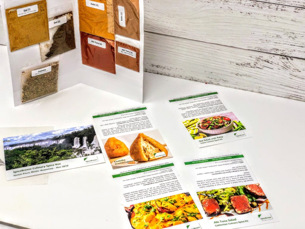 spice subscription boxes