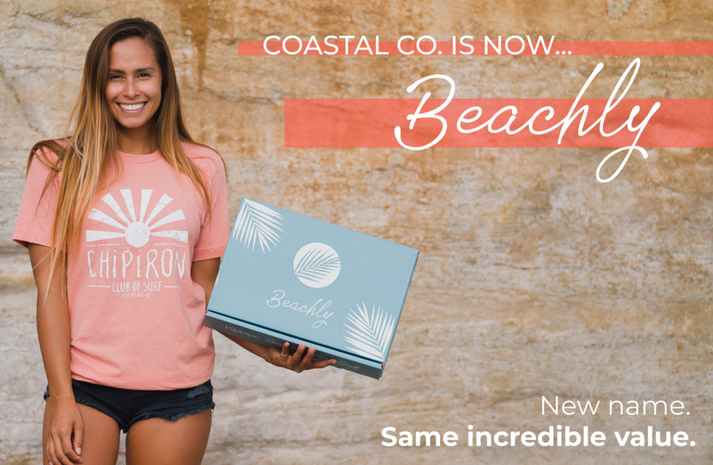 beachly subscription box
