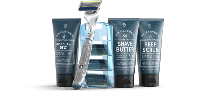 shave subscription boxes
