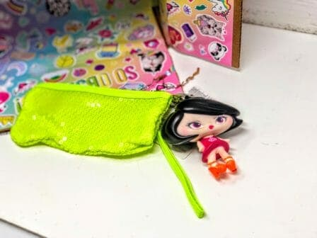 fashion angels wristlet with coin purse