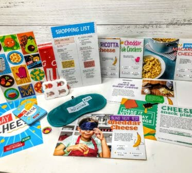 children's cooking subscription