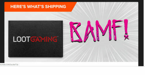 loot crate shipping update