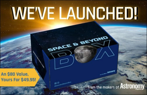 space and beyond box