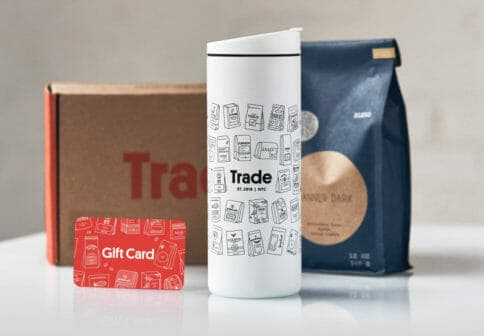 trade coffee coupon