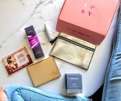 beauty subscription boxes