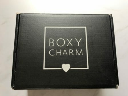 boxy luxe boxy charm december review