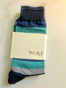 wolf clothing socks