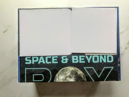 space & beyond box review