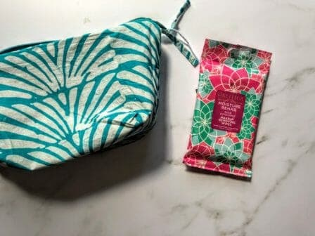 pacifica rehab rose coconut makeup wipes