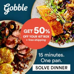 gobble coupon
