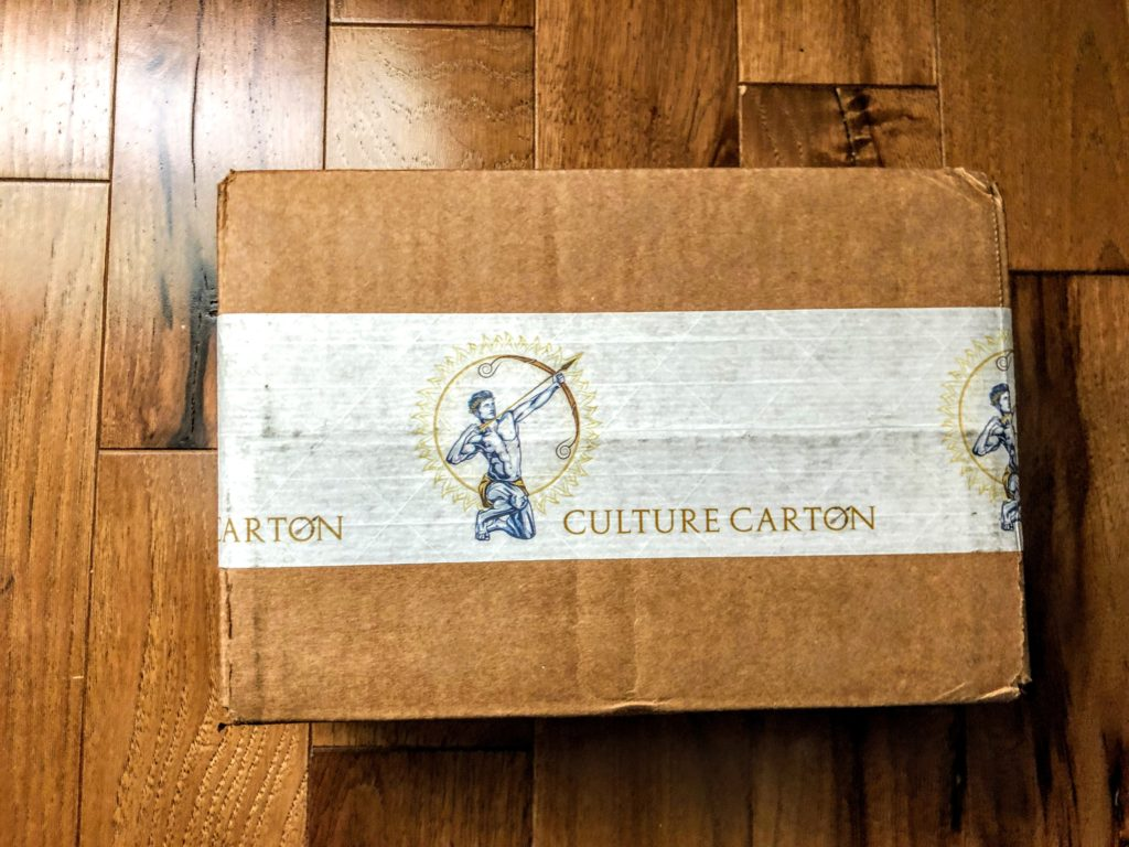 culture carton march review