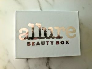 allure beauty box april review