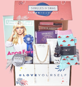 single swag welcome box