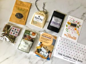 tea subscription boxes