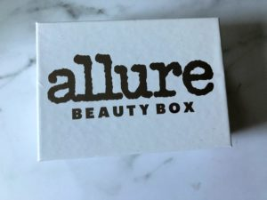 allure beauty box may review