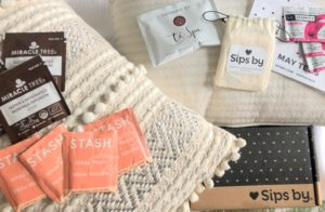 tea subscription box