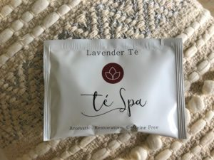 the tespa lavender te