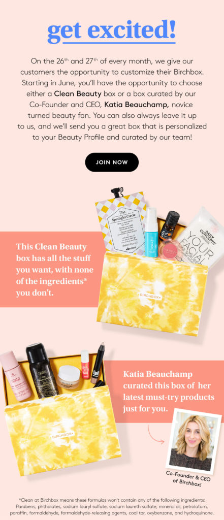 birchbox clean beauty