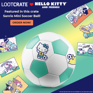 loot crate hello kitty june