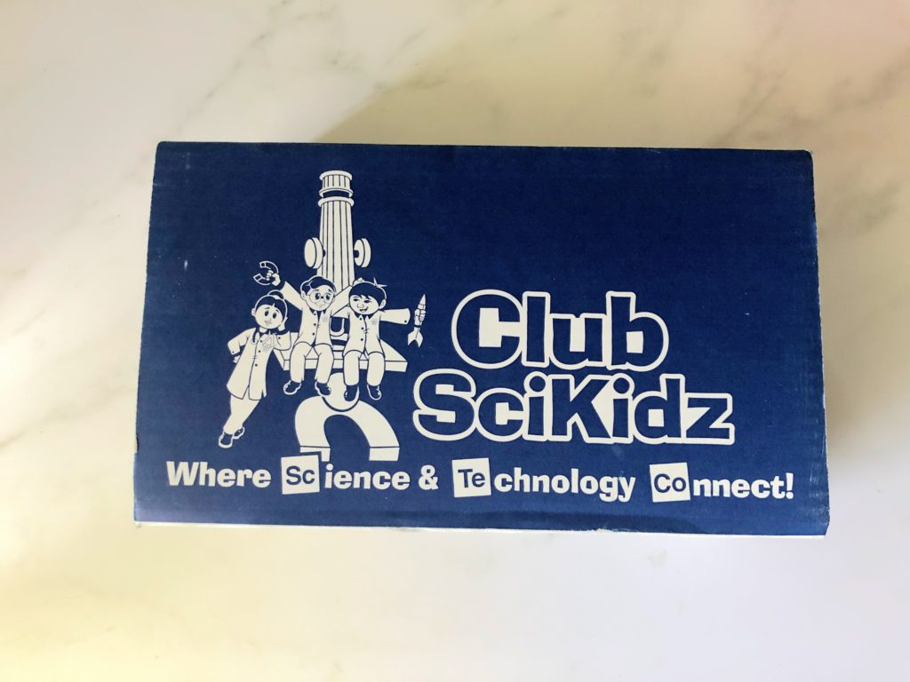 club scikidz box review