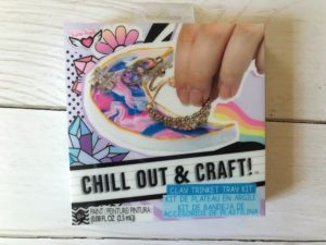 chill out & craft trinket tray