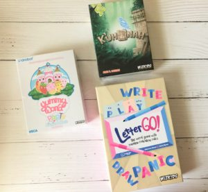 game subscription box