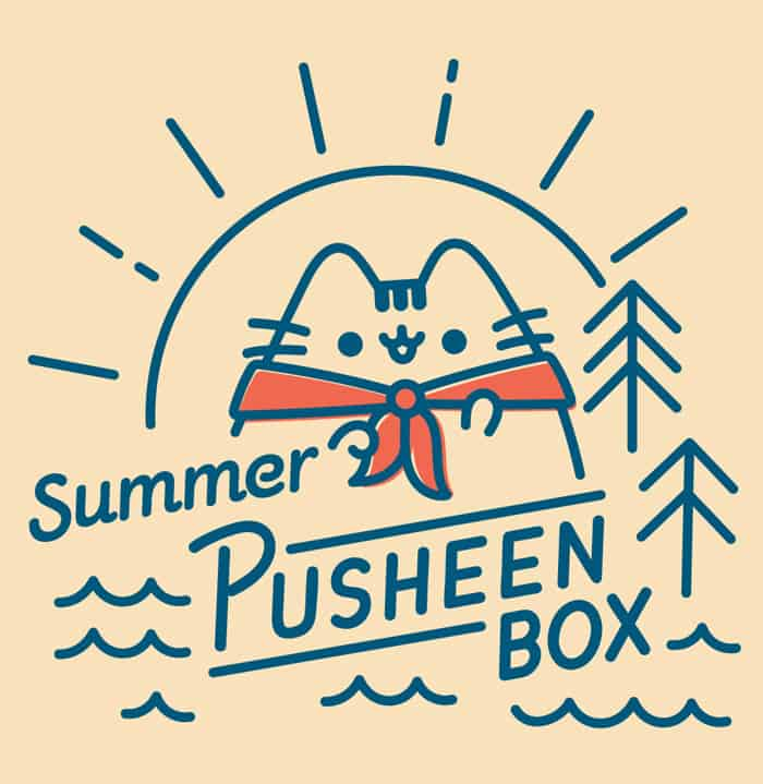 pusheen summer 2020