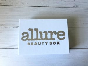 allure beauty box review