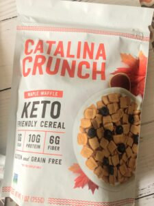 catalina crunch maple waffle review