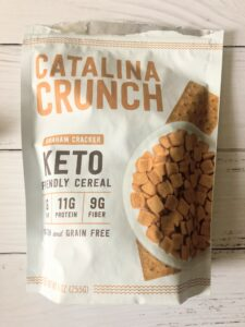 catalina crunch graham cracker review