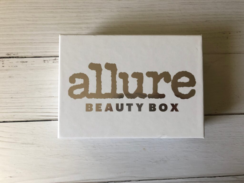 allure beauty box august