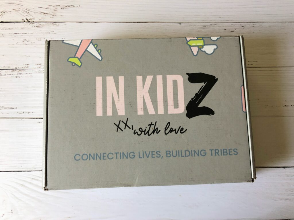 inkidz subscription box review
